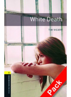 Oxford Bookworms Library 3Edition Level 1 White Death Audio CD Pack