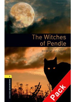 Oxford Bookworms Library 3Edition Level 1 Witches of Pendle Audio CD Pack