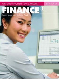 Oxford English For Careers Finance 1 Student Book