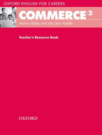 Oxford English for Careers Commerce 2 Teacher's Resource Book