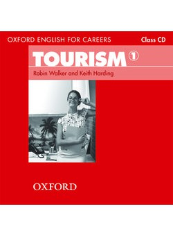 Oxford English for Careers Tourism 1 Audio CD