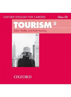 Oxford English for Careers Tourism 2 Audio CD