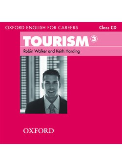 Oxford English for Careers Tourism 3 Audio CD