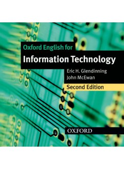 Oxford English for IT New Edition Audio CD