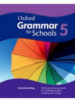 Oxford Grammar For Schools 5 Student's Book and DVD-ROM Pack