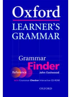 Oxford Learner's Grammar Finder + CD