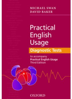 Practical English Usage 3rd Edition Diagnostic Tests Pack