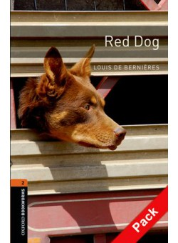 RED DOG Audio CD Pack