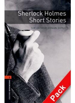 Sherlock Holmes Short Stories Audio CD Pack