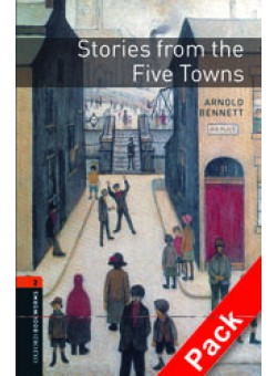 Stories From Five Towns Audio CD Pack