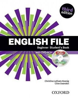 English File Beginner 3rd Ed Student's Book