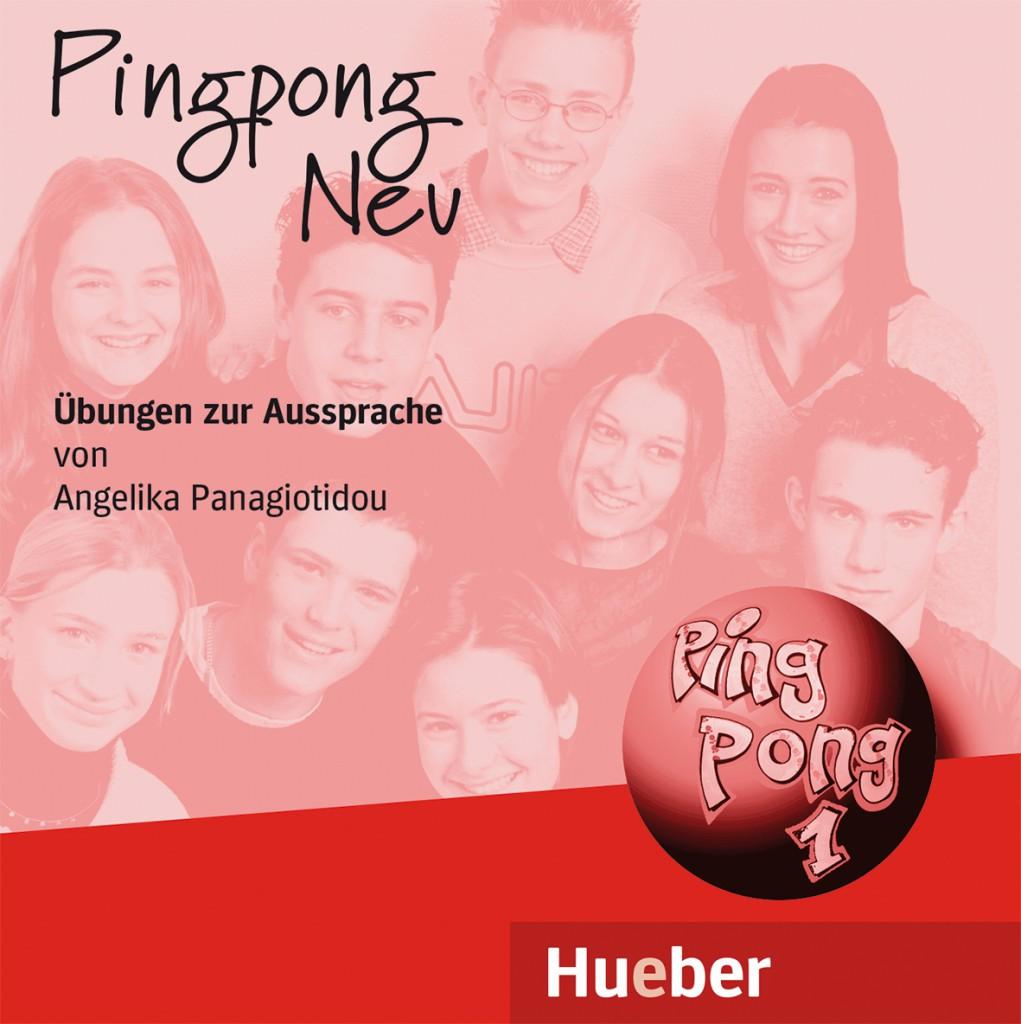Pingpong Neu 1. Audio-CD zum Arbeitsbuch
