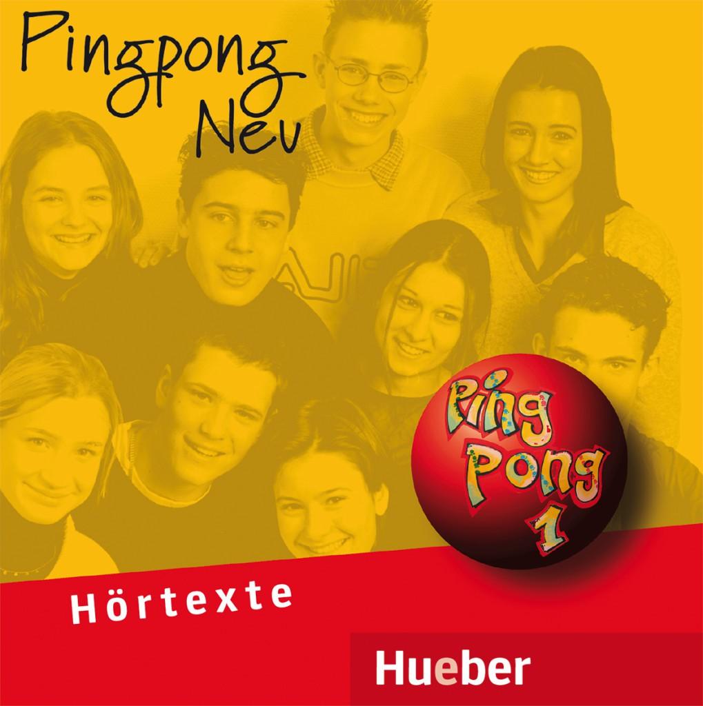Pingpong Neu 1. Audio-CDs zum Lehrbuch