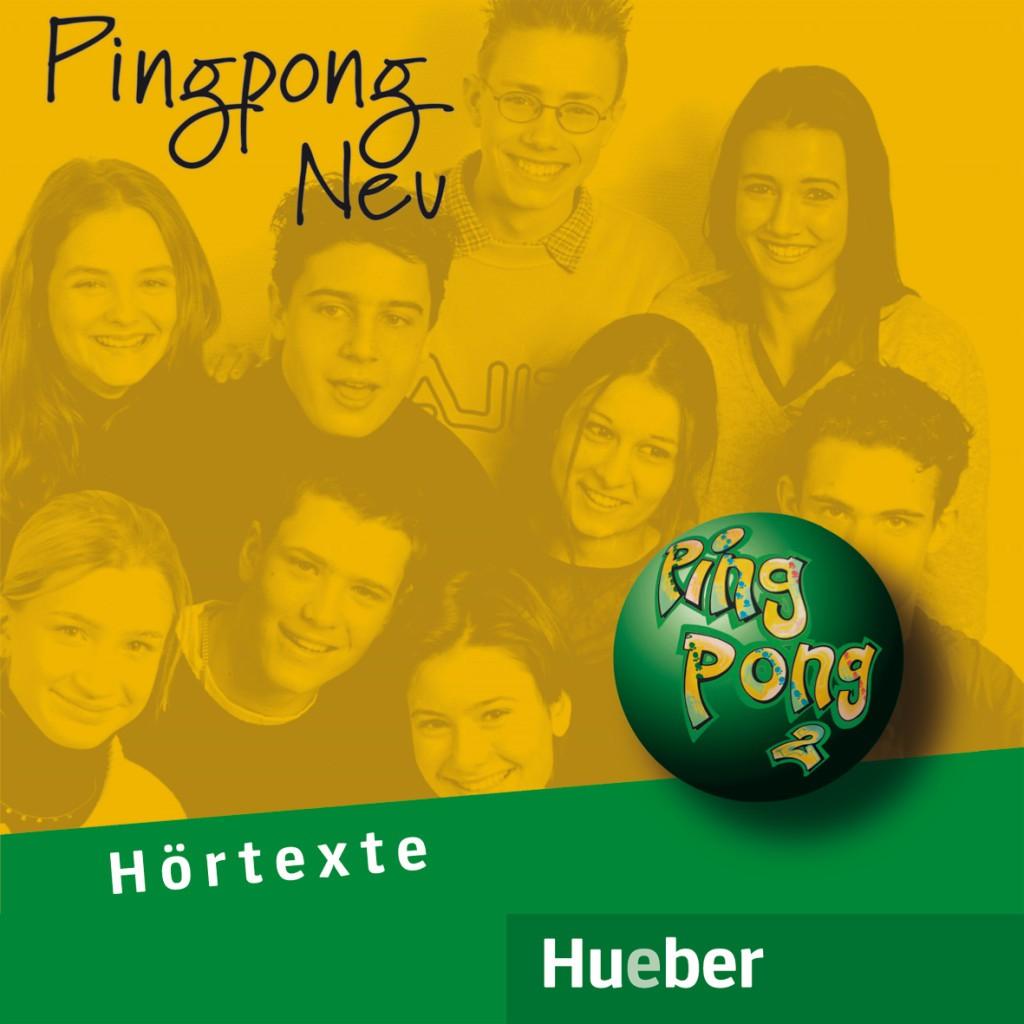 Pingpong Neu 2. Audio-CDs zum Lehrbuch
