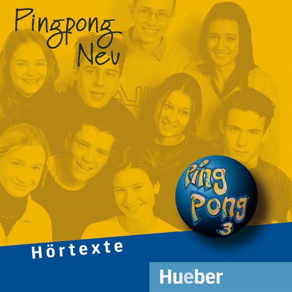 Pingpong Neu 3. Audio-CDs zum Lehrbuch