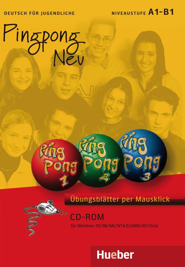 Pingpong Neu. CD-ROM Übungsblätter per Mausklick