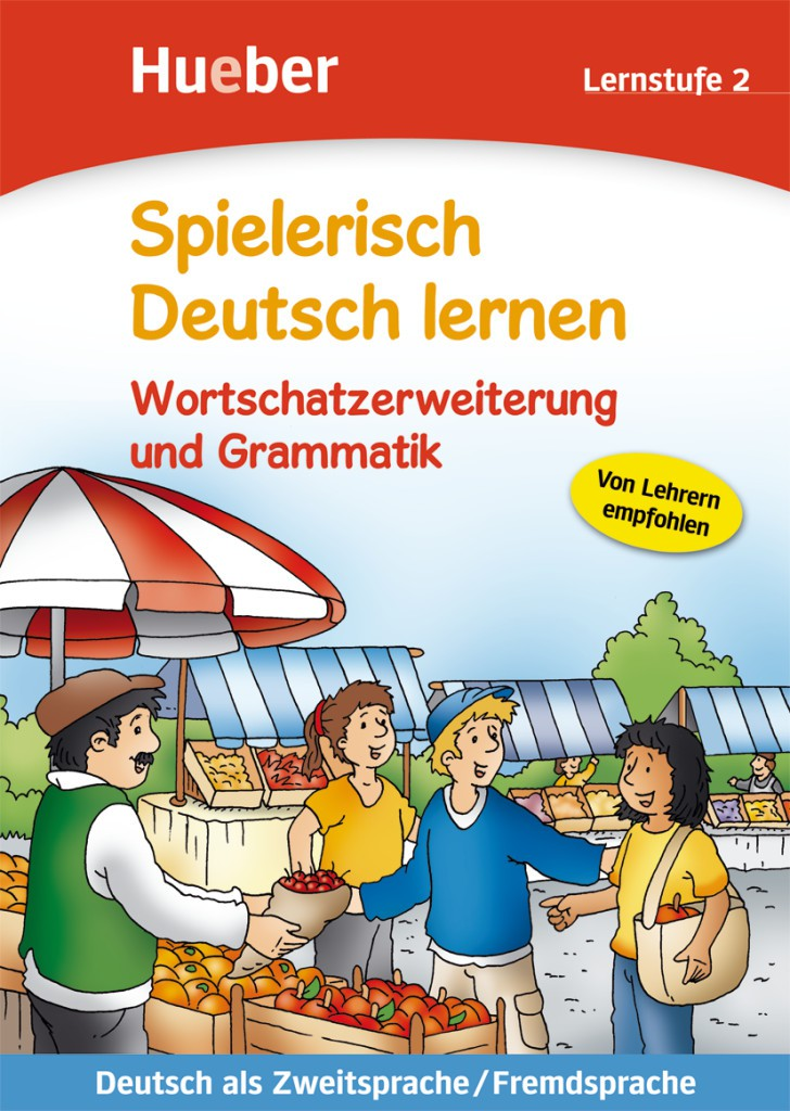 Wortschatz und Grammatik - Lernstufe 2
