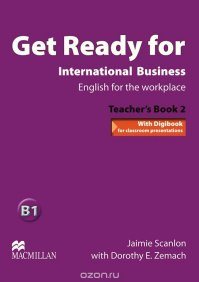 Get Ready For International Business 2 Teacher's Book - TOEIC