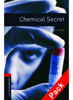 Chemical Secret Audio CD Pack