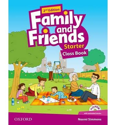 Family and Friends 2Ed Starter Class Book Pack