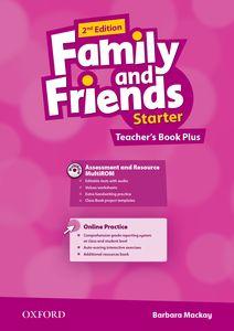 Family and Friends 2Ed Starter Starter Teacher's Book Pack