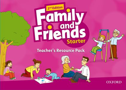 Family and Friends 2Ed Starter Teacher's Resource Pack