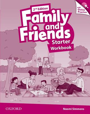Family and Friends 2Ed Starter Workbook & Online Skills Practice Pack