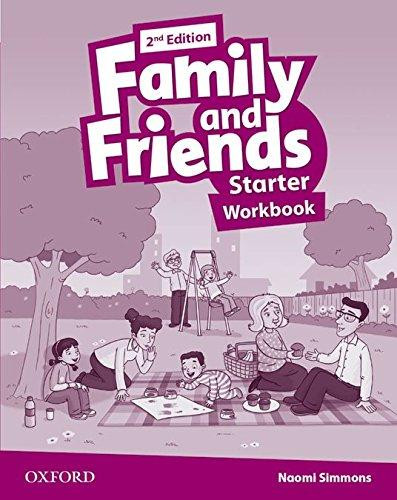 Family and Friends 2Ed Starter Workbook