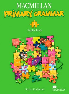 Macmillan Primary Grammar 1 Student's Book & Audio CD Pack (Russian)