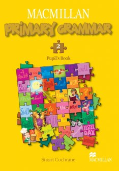 Macmillan Primary Grammar 2 Student's Book & Audio CD Pack (Russian)
