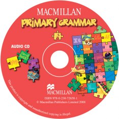 Macmillan Primary Grammar 3 CD-ROM (Russian)