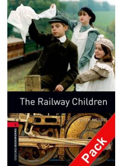 Railway Children Audio CD Pack