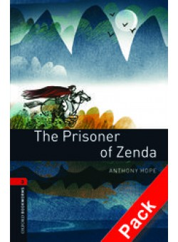 THE PRISONER OF ZENDA ADIO CD PACK