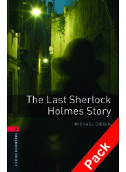 The Last Sherlock Holmes Story  Audio CD Pack