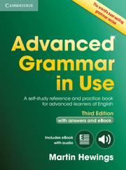 Advanced Grammar in Use 3rd Edition + eBook + key