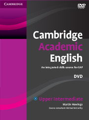 Cambridge Academic English Upper-Intermediate DVD