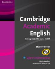 Cambridge Academic English Upper-Intermediate Student's Book