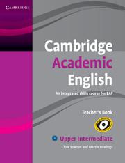 Cambridge Academic English Upper-Intermediate Teacher's Book