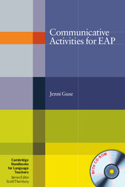 Communicative Activities for EAP + CD-ROM