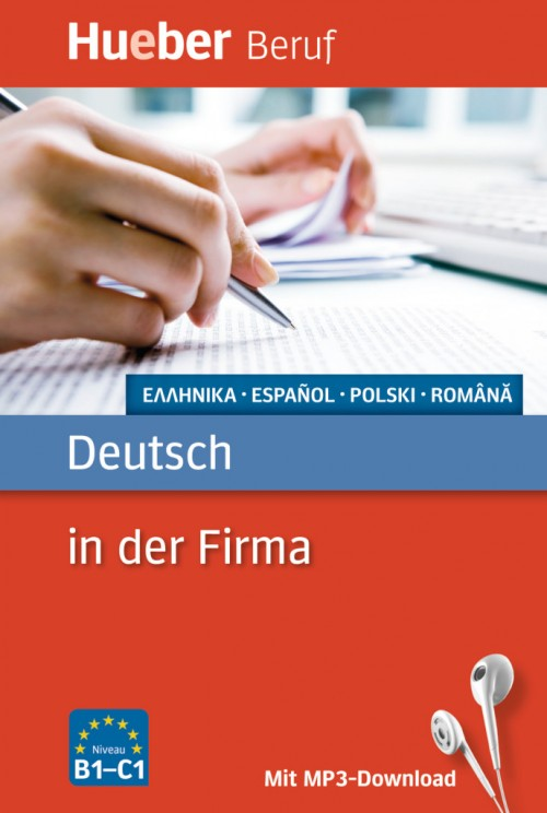 Deutsch in der Firma. Buch mit MP3-Download
