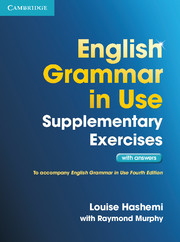 English Grammar in Use 4th Edition Supplementary Exercises + key