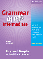 Grammar in Use 3rd Edition Intermediate Student's Book + key (US)