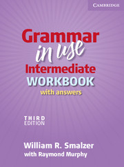 Grammar in Use 3rd Edition Intermediate Workbook + key (US)