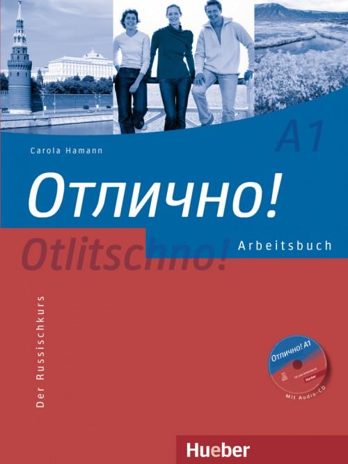 Otlitschno! A1. Arbeitsbuch mit Audio-CD
