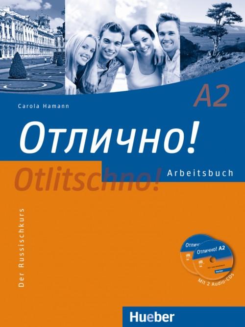 Otlitschno! A2. Arbeitsbuch mit 2 Audio-CDs