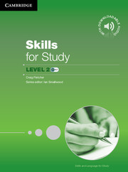 Skills for Study 2 Student's Book + Downloadable Audio