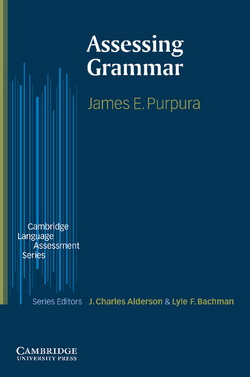 Assessing Grammar 4