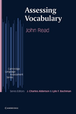 Assessing Vocabulary