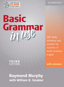 Basic Grammar in Use 3rd Edition SB + key + CD-ROM (US)