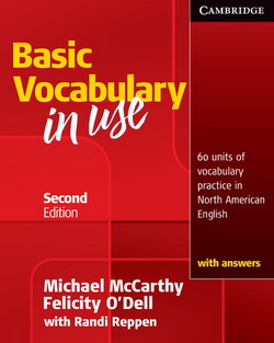 Basic Vocabulary in Use 2nd Edition + key (US)